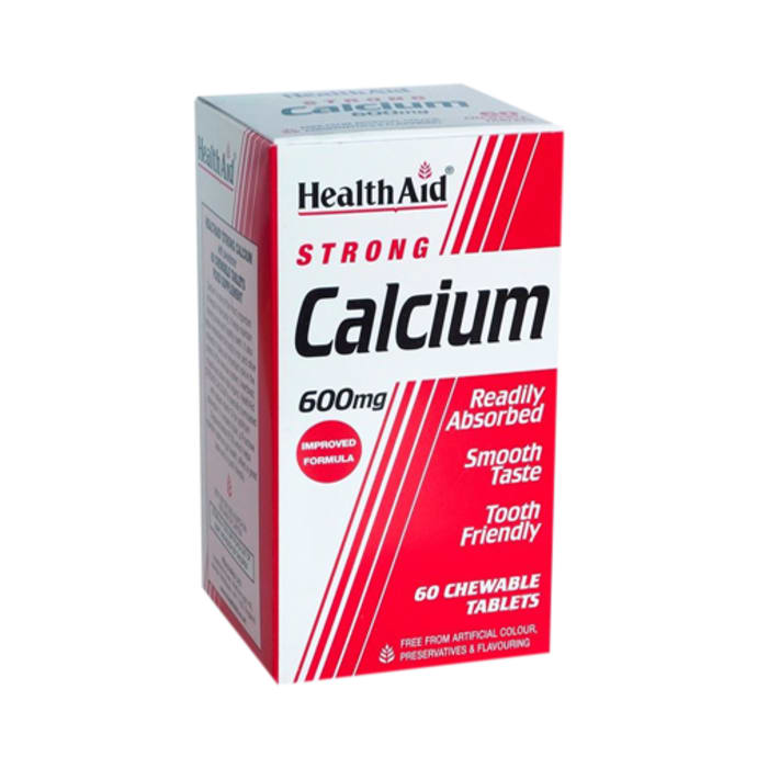 Healthaid Calcium Strong 600mg  Tablet