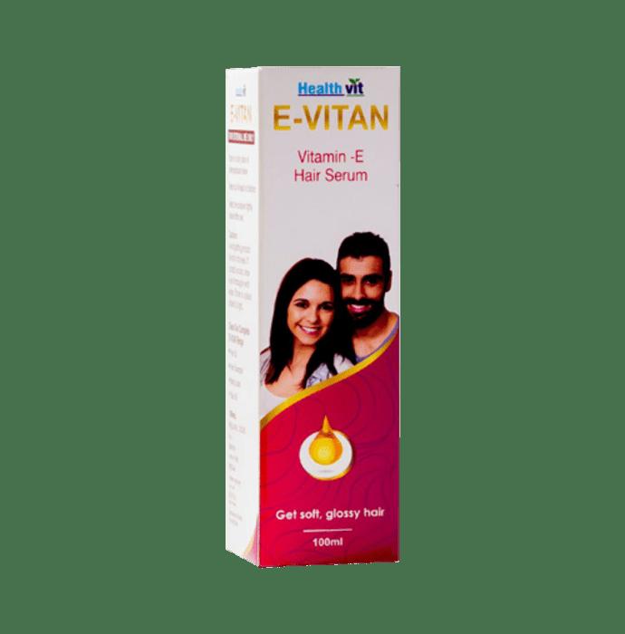 HealthVit E-Vitan Vitamin E Oil Hair Serum