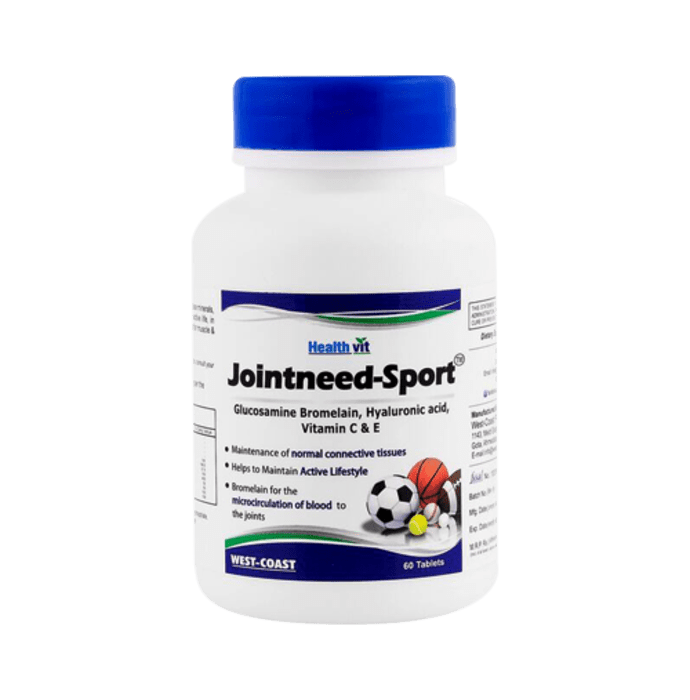 HealthVit Jointneed-Sport Tablet
