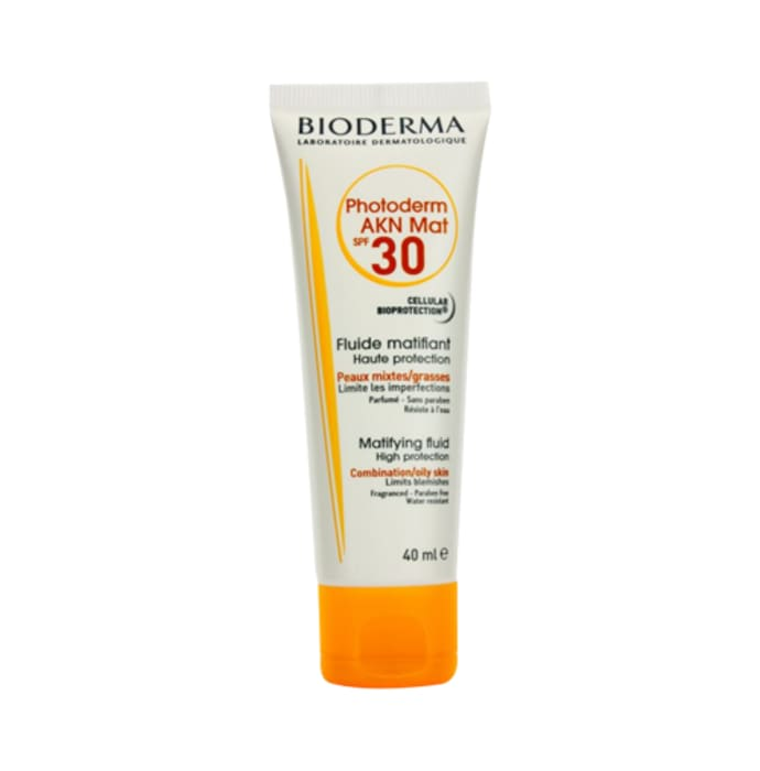 Bioderma Photoderm AKN Mat Sunscreen SPF 30 Price in India