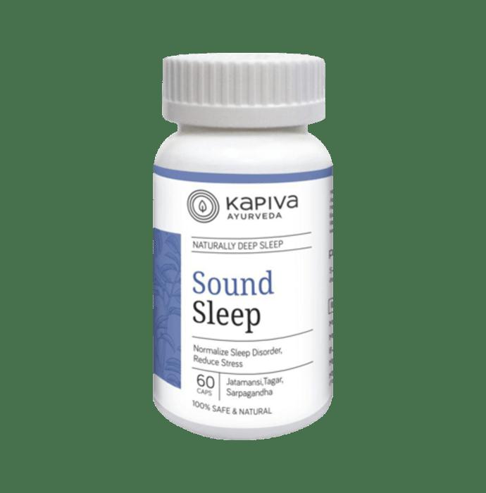 Kapiva Ayurveda Sound Sleep Capsule