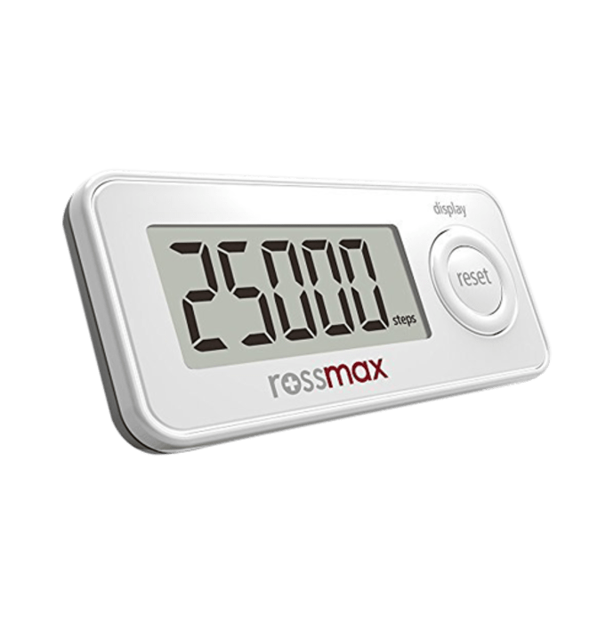 Rossmax PAS20 Pedometer / Step Counter / Activity Monitor