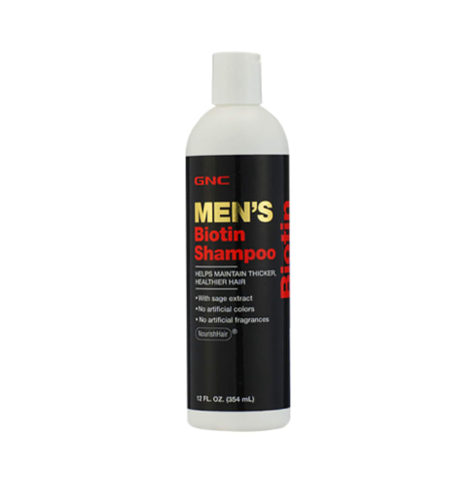 GNC Men's Biotin Shampoo