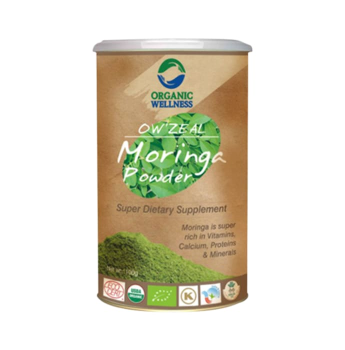 Organic Wellness OW'ZEAL Moringa Powder