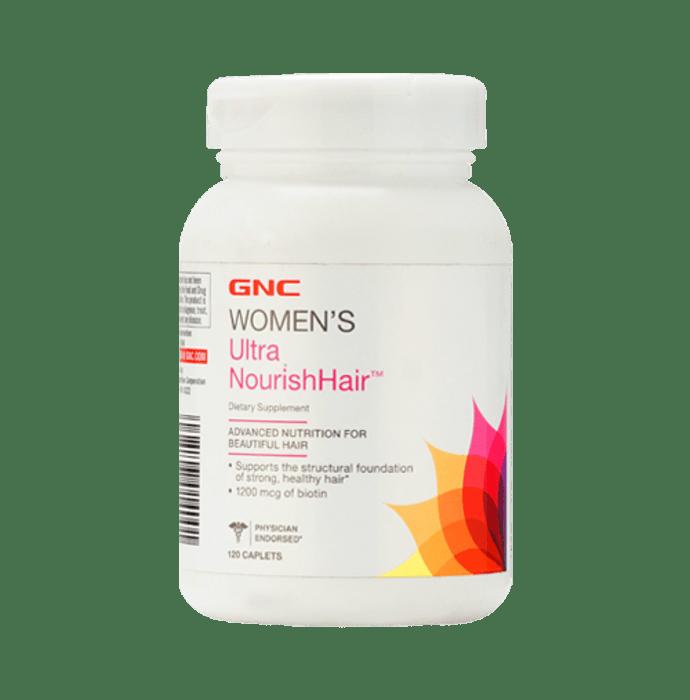 GNC Womens Ultra Nourish Hair Caplet
