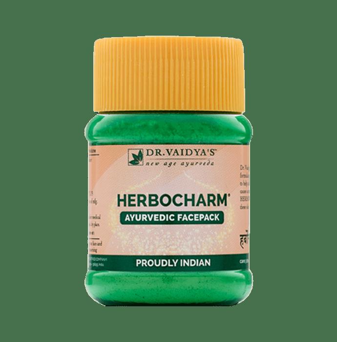 Dr. Vaidya's Herbocharm Face Pack