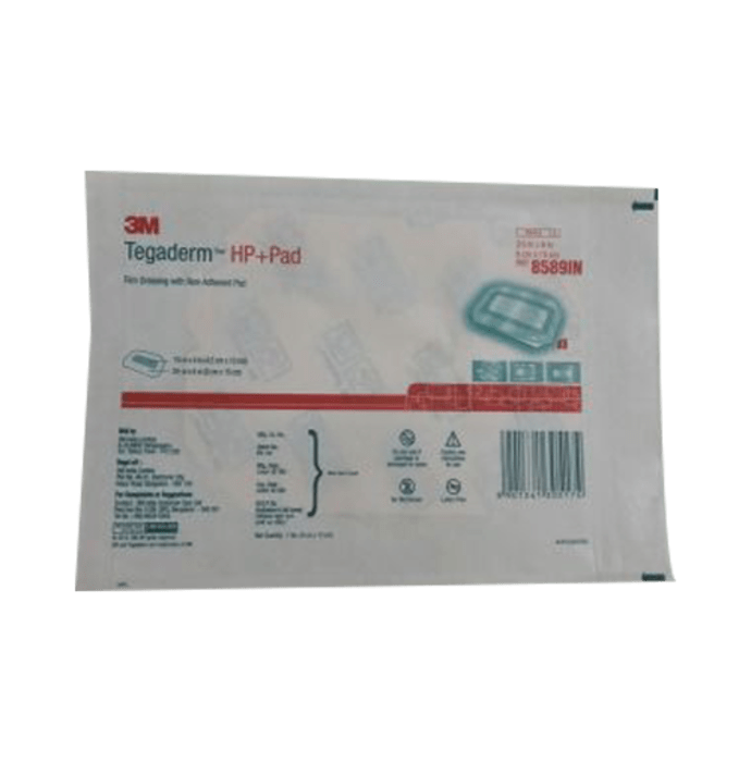 3M Tegaderm HP+ Pad 8589IN