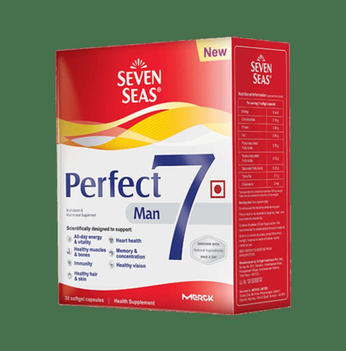 Seven Seas Perfect7 Man - Multivitamin & Multimineral Supplement