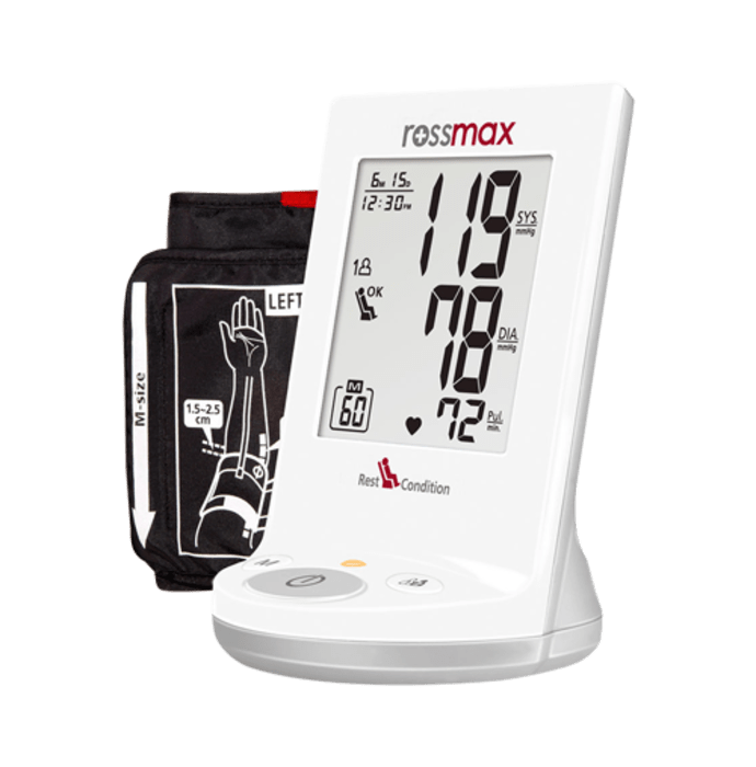 Rossmax AD761f Blood Pressure Monitor