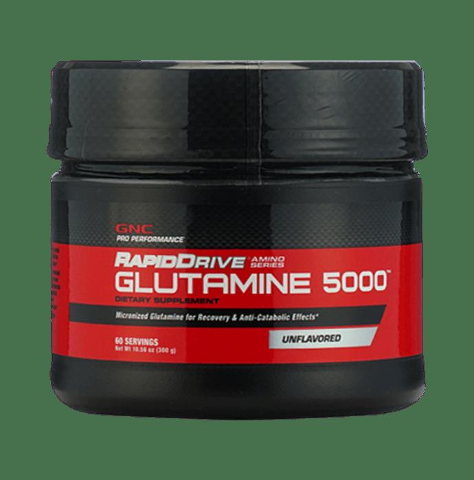 GNC Pro Performance Rapid Drive Glutamine 5000 Powder