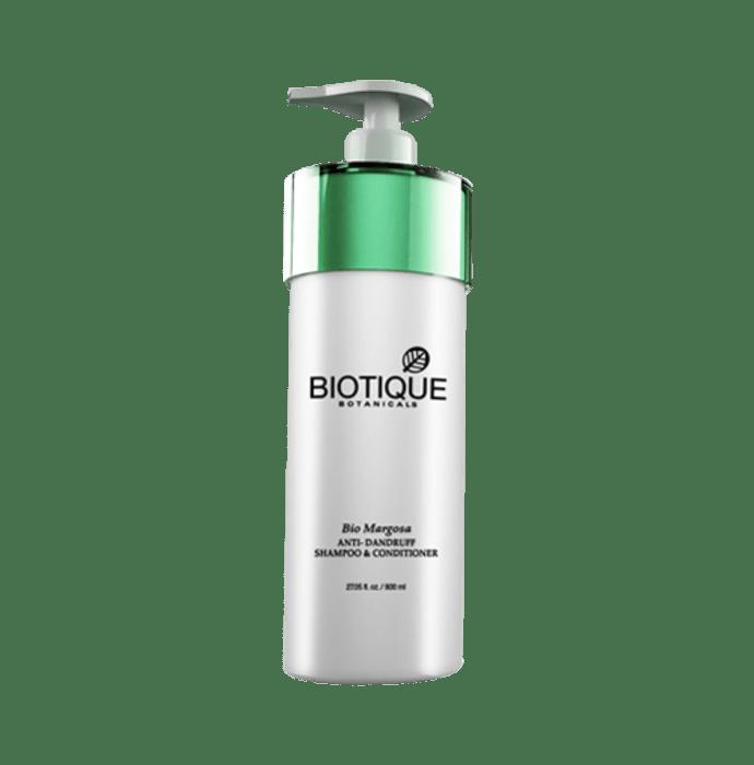 Biotique Bio Margosa Anti-Dandruff Shampoo and Conditioner