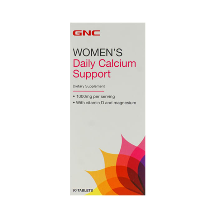 GNC Women's Daily Calcium Support  Tablet