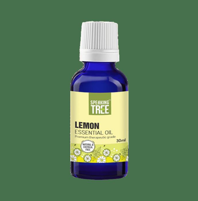 Speaking Tree Lemon Essential Oil