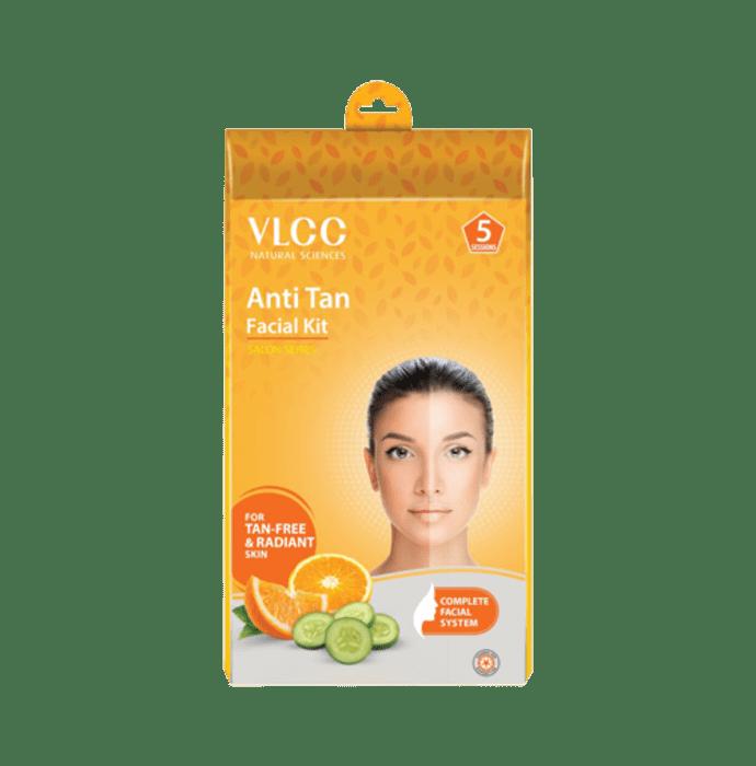 VLCC Anti Tan Facial Kit 5 Session