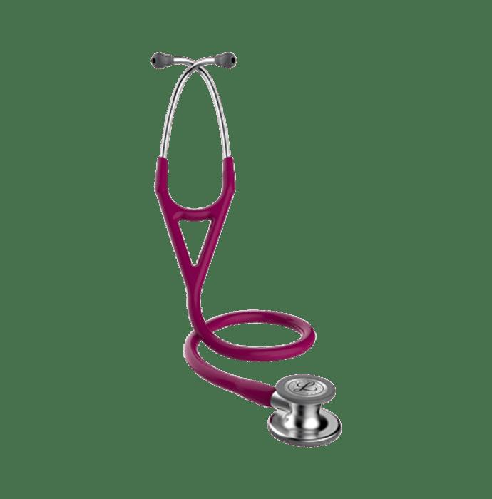 3M Littmann Cardiology IV Stethoscope Raspberry Tube, 27 inch, 6158