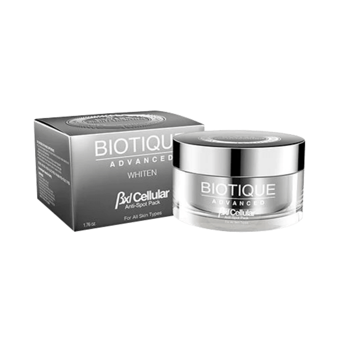 Biotique Bxl Cellular Bio Fruit Spot Lightening Face Pack