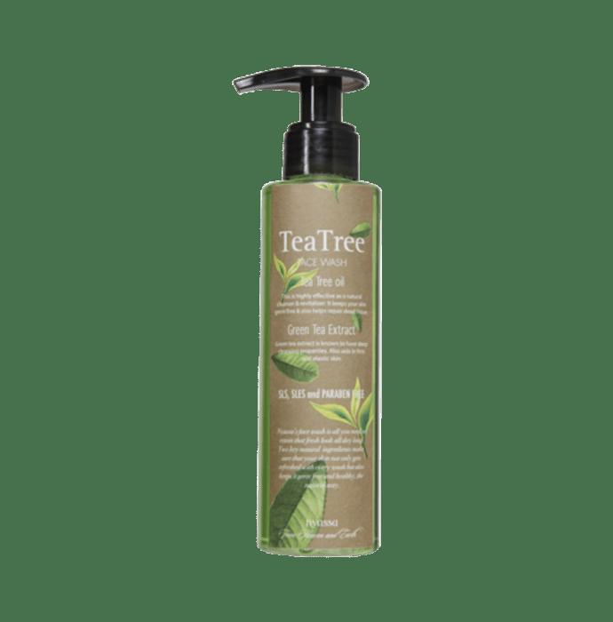 Nyassa Tea Tree Oil Face Wash