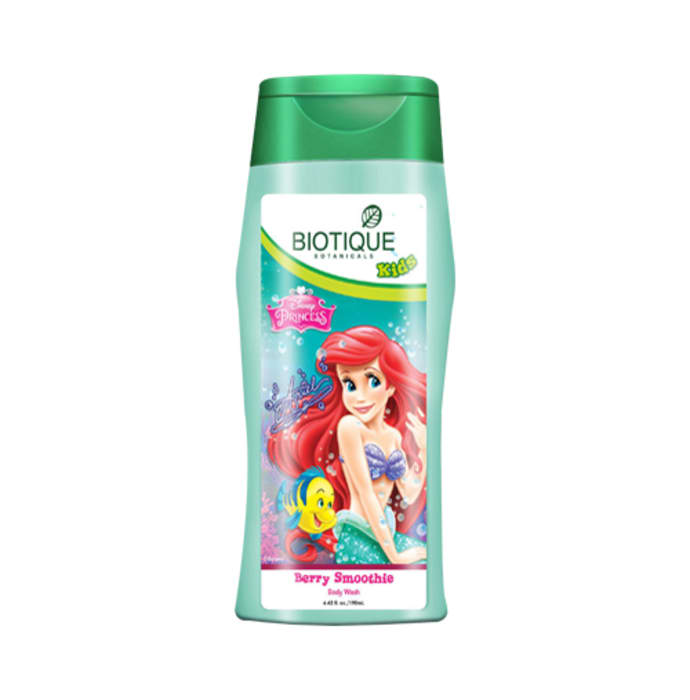 Biotique Disney Princess Berry Smoothie Body Wash
