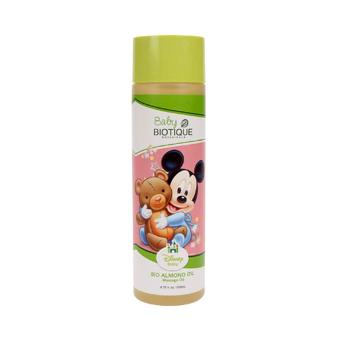 Biotique Disney Mickey Baby Bio Almond Massage Oil