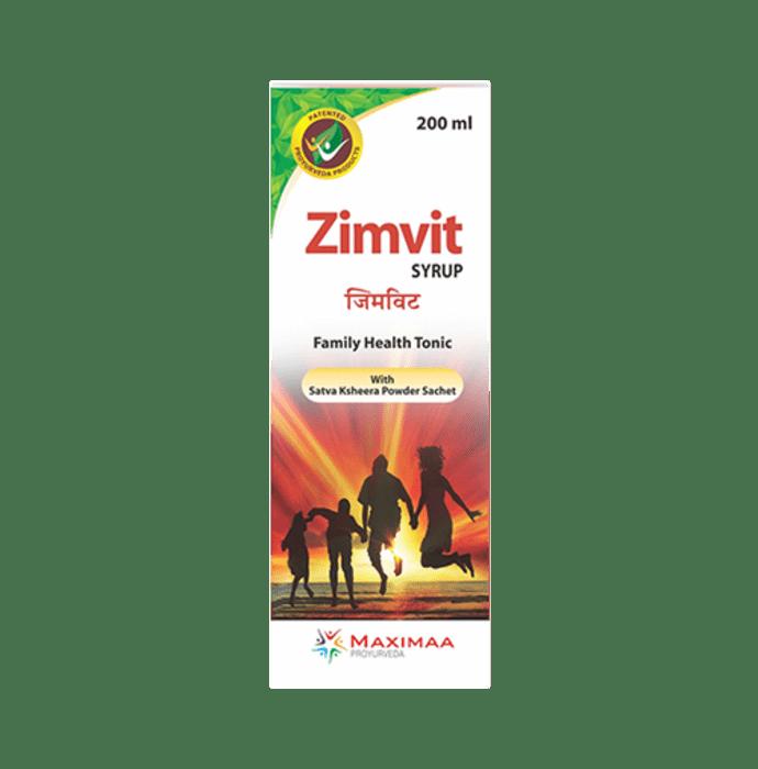 Proyurveda Zimvit Health Tonic Pack of 2