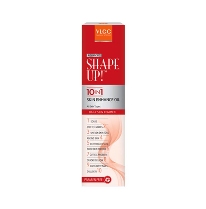 VLCC Shape Up 10-in-1 Skin Enhance Oil