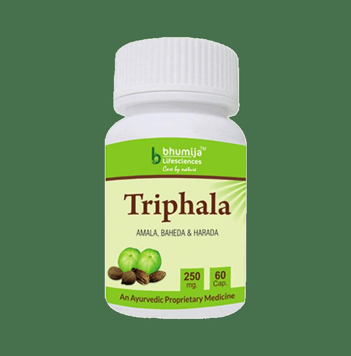 Bhumija Lifesciences Triphala 250mg Capsule