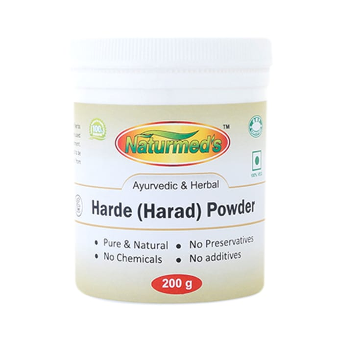 Naturmed's Harde (Harad) Powder