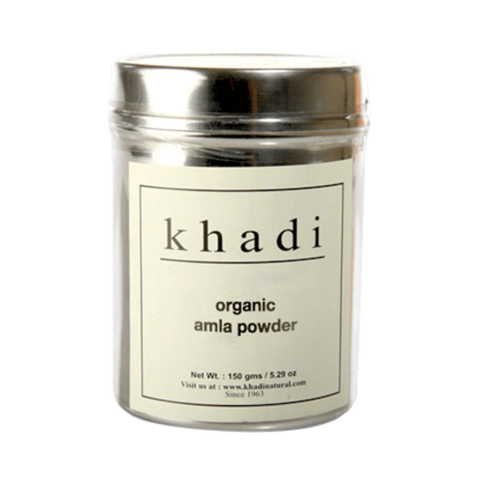 Khadi Naturals Ayurvedic Amla Powder