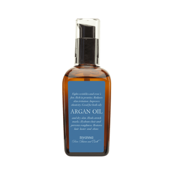 Nyassa Argan Cold Pressed Oil
