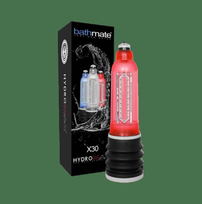 Bathmate Hydromax X30 Male Enhancement Penis Enlargement Pump Combo Offer