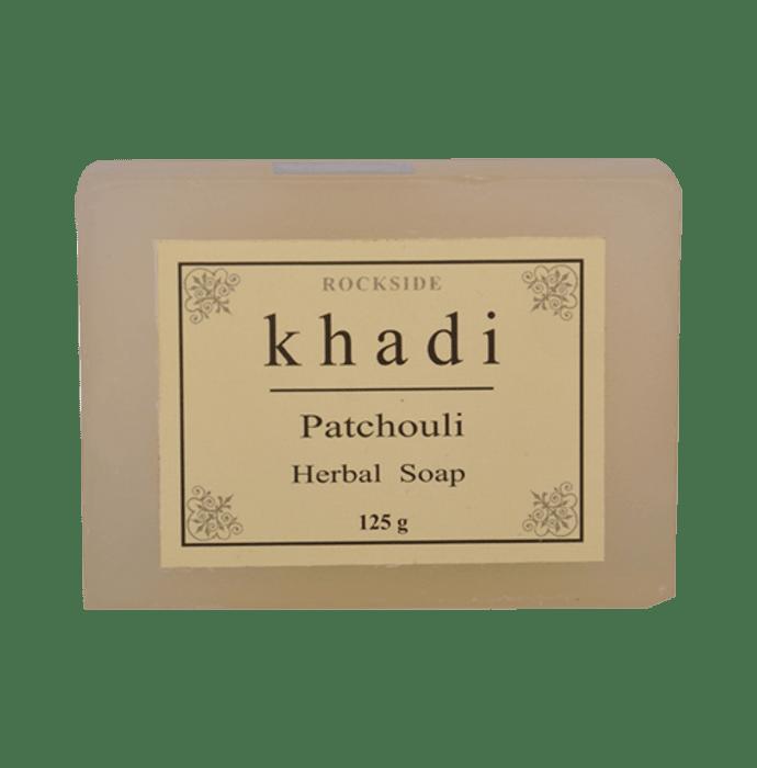 Khadi Naturals Patchouli Herbal Soap