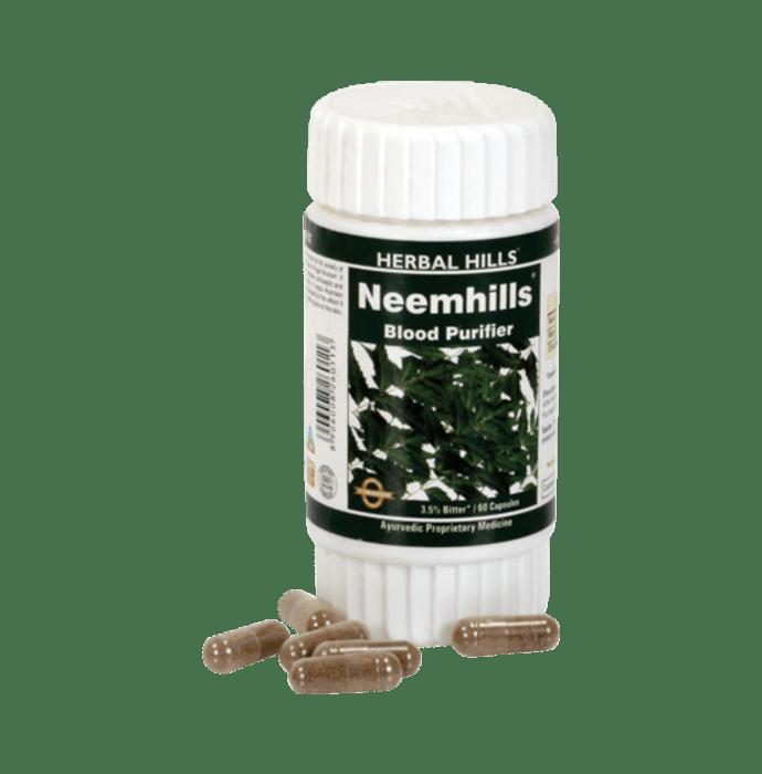 Herbal Hills Neemhills Capsule