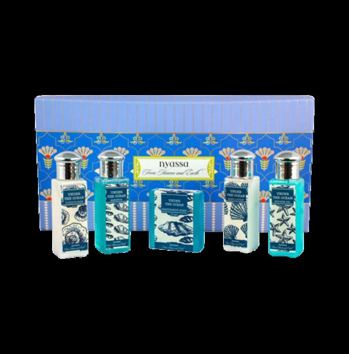 Nyassa Under The Ocean Bath Ritual Gift Set
