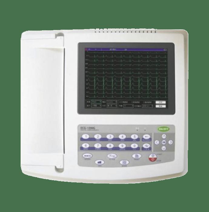 Contec 1200G 12 Channel ECG Machine