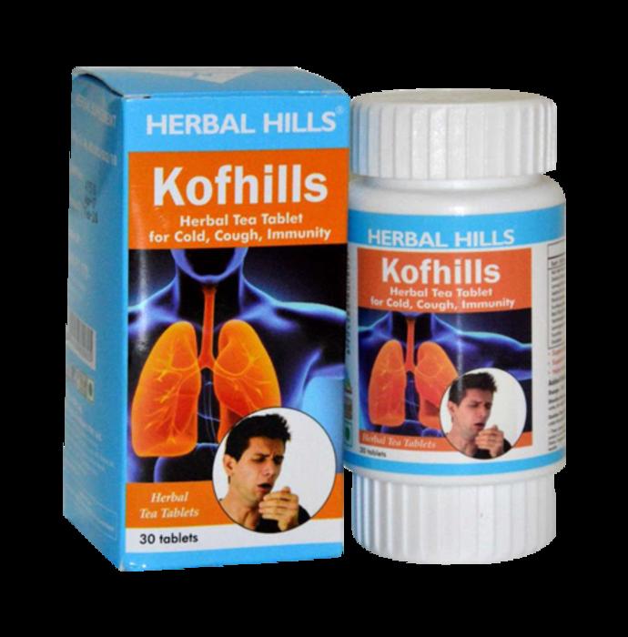Herbal Hills Kofhills Tablet