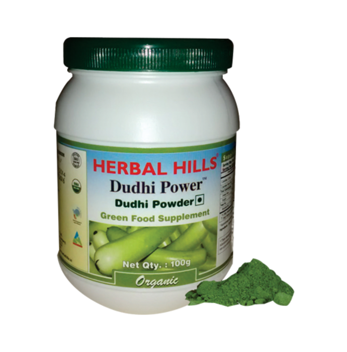 Herbal Hills Dudhi Power Powder