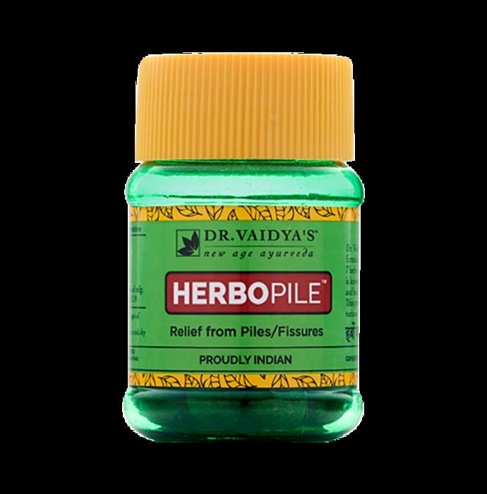 Dr. Vaidya's Herbopile Pills- Ayurvedic Treatments for Piles