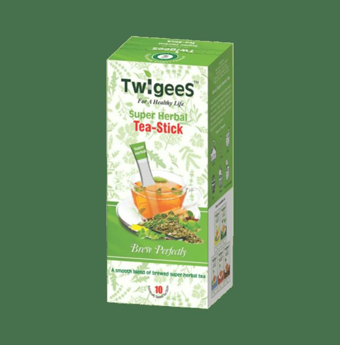 Nature & Nurture Twigees Super Herbal Tea Stick