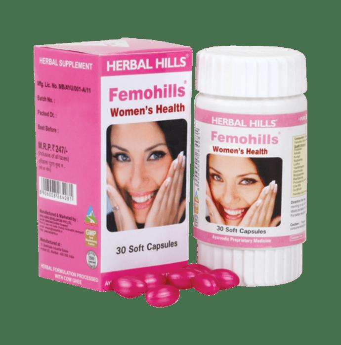 Herbal Hills Femohills Capsule