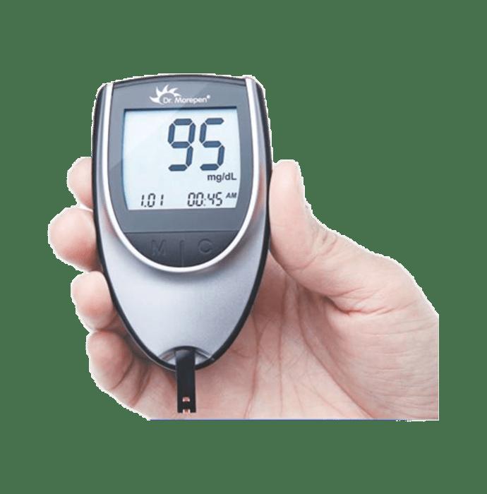 Dr Morepen BG 03 Blood Glucose Monitoring System