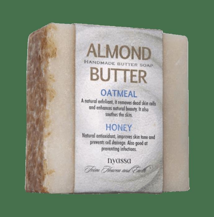 Nyassa Almond Butter Handmade Soap