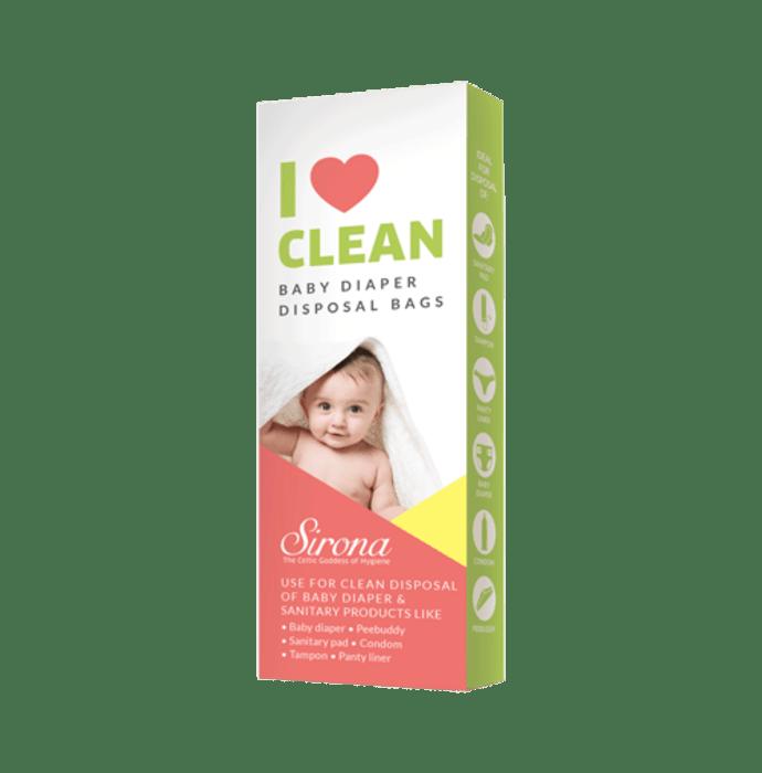 Sirona Baby Diaper Disposal Bags