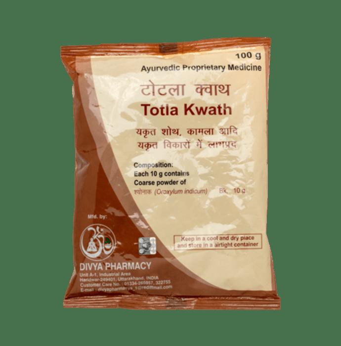 Patanjali Divya Totla Kwath