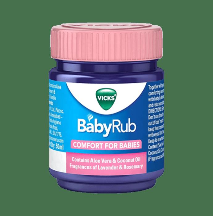 Vicks BabyRub Ointment