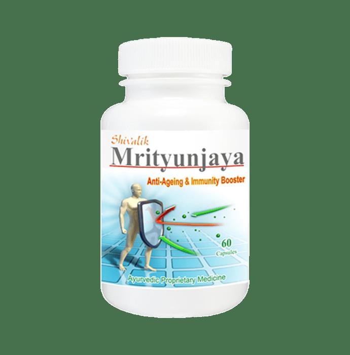 Shivalik Herbals Mrityunjaya 500mg Capsule