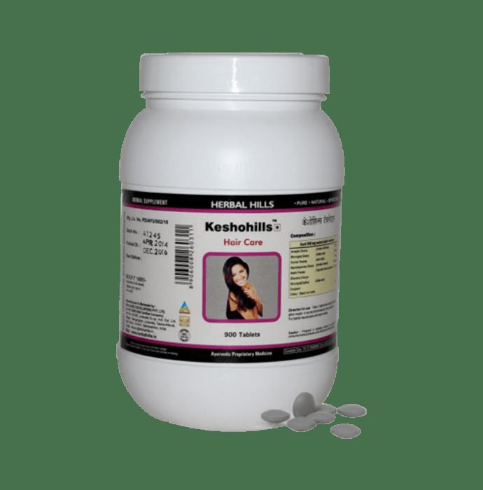 Herbal Hills Value Pack of Keshohills Tablet