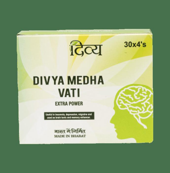 Patanjali Divya Medha Vati-Extra Power