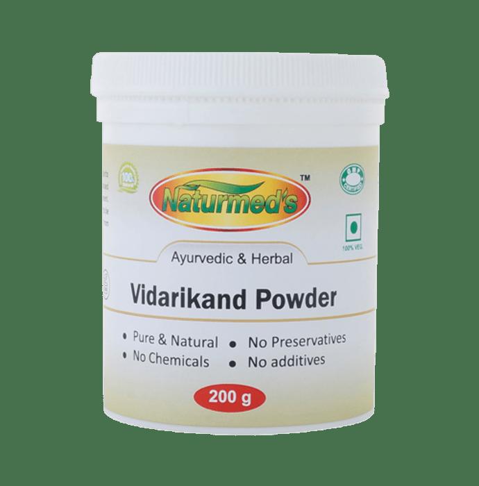 Naturmed's Vidarikand Powder