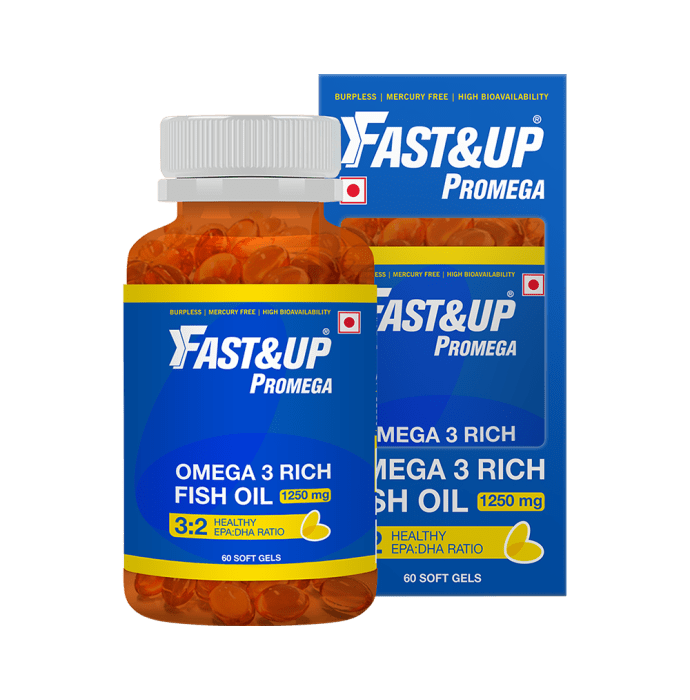 Fast&Up Promega Soft Gels