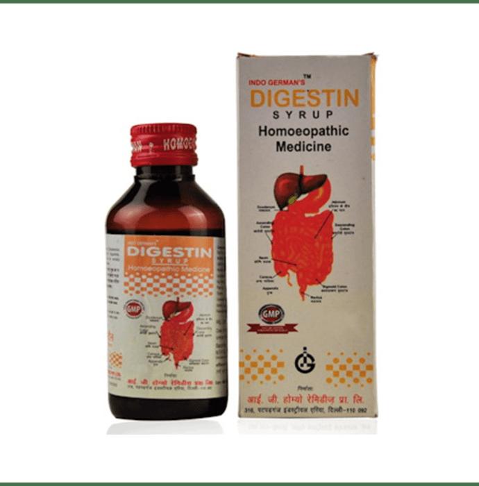 Indo Germans Digestin Syrup